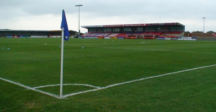 Priory Lane - Home of Eastbourne Borough FC