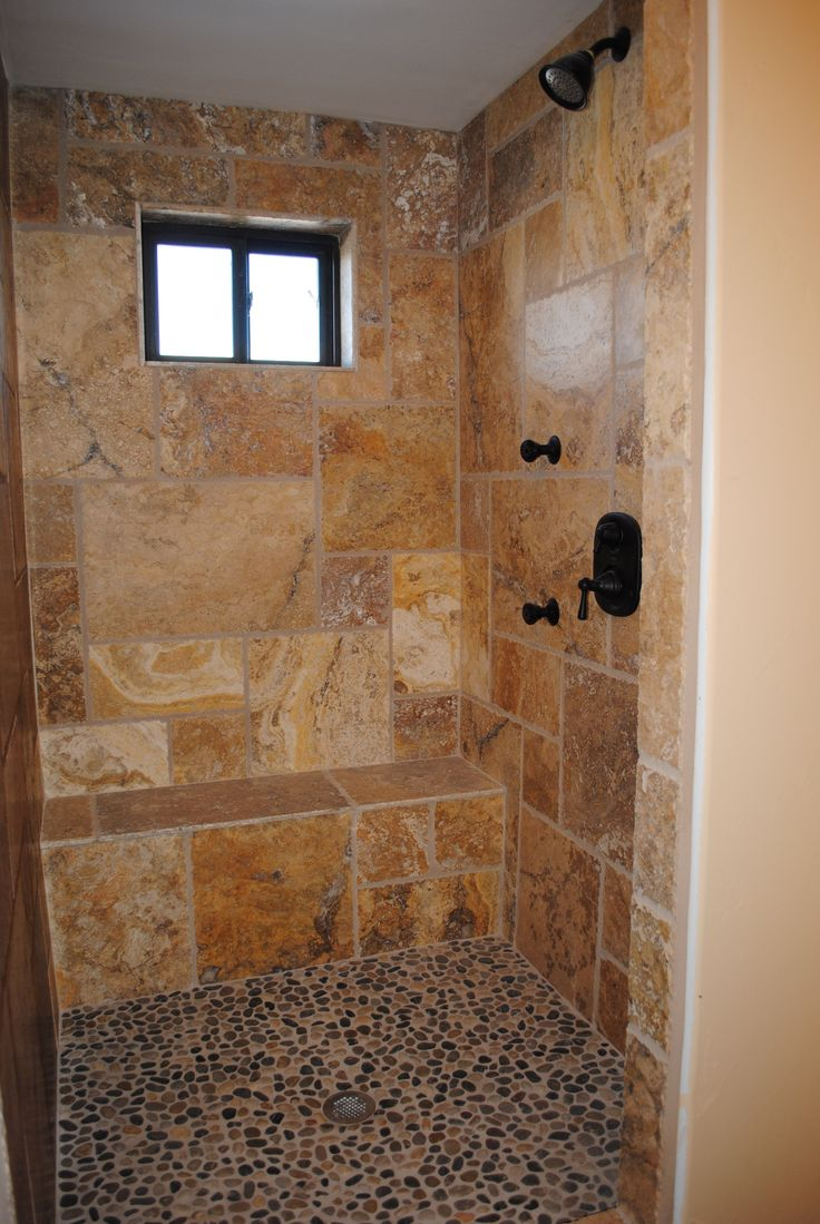 25 best ideas about travertine shower on 16374