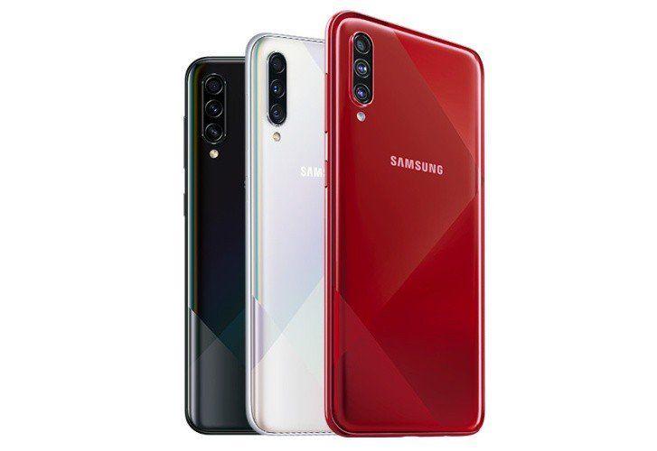 مواصفات Galaxy A70s وسعر هاتف سامسونج بكاميرا 64 ميجابكسل صدى التقنية Samsung Galaxy Samsung New Galaxy Phone