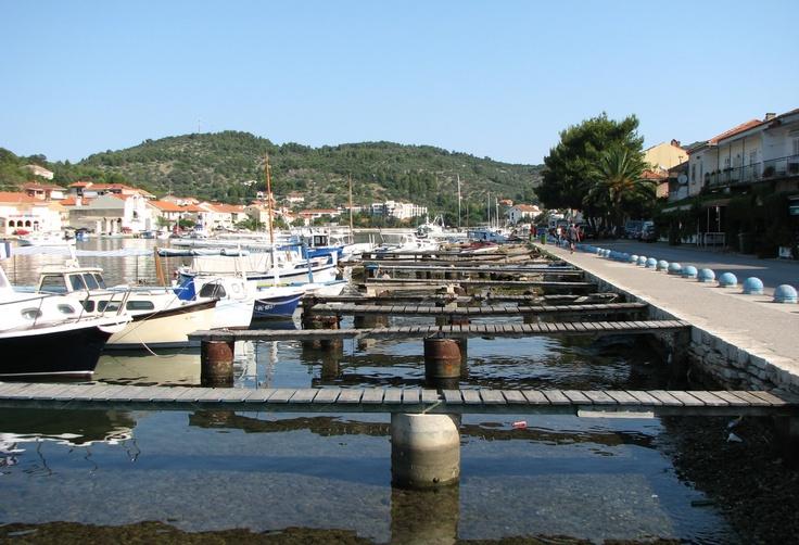 Vela-Luka , Korcula , Croatia