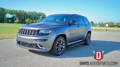 2015 Jeep Grand Cherokee SRT Fully LOADED for sale