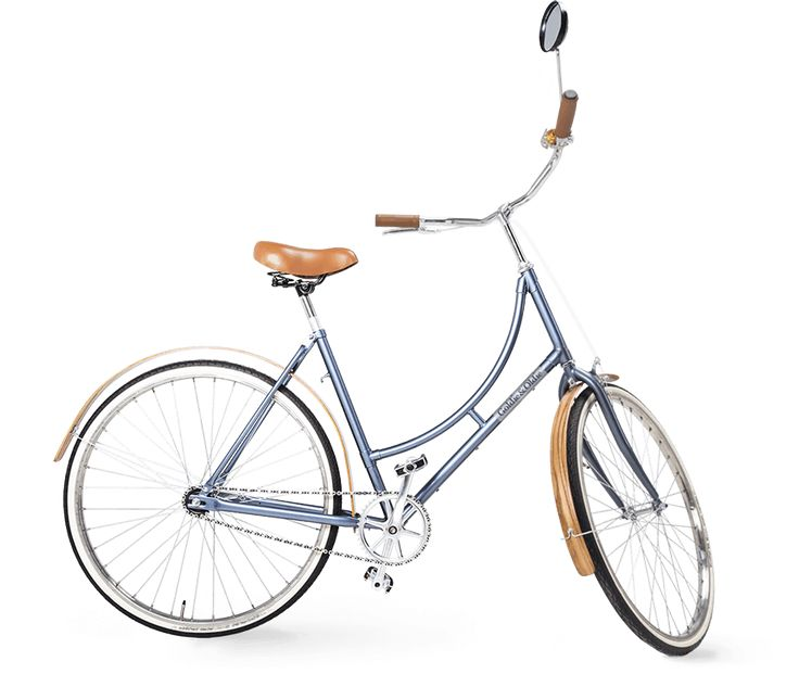 We've created the Women GO Bike precisely for you! You're unique and beautiful…