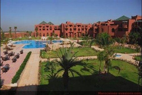 Voyage pas cher Maroc Ecotour au Palm Plaza Marrakech Hotel prix promo séjour Ecotour à partir 452,00 € TTC 8J/7N
