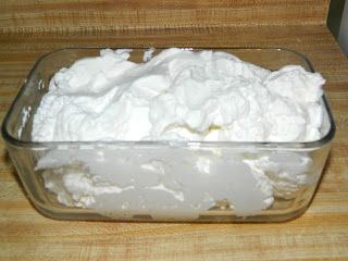 "A Woman's Walk With God: Homemade cool whip - THM ""S"""
