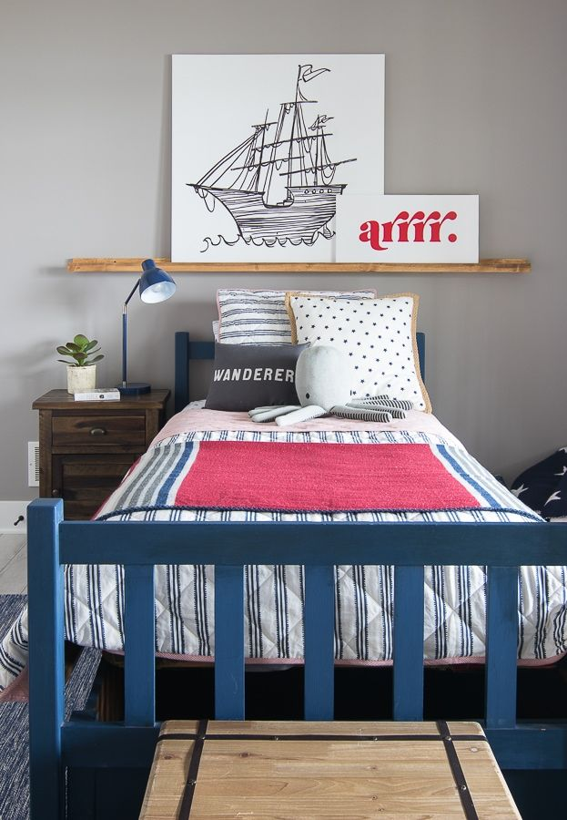 New House Tour Cottage In 2019 Boys Bedroom Colors Bedroom