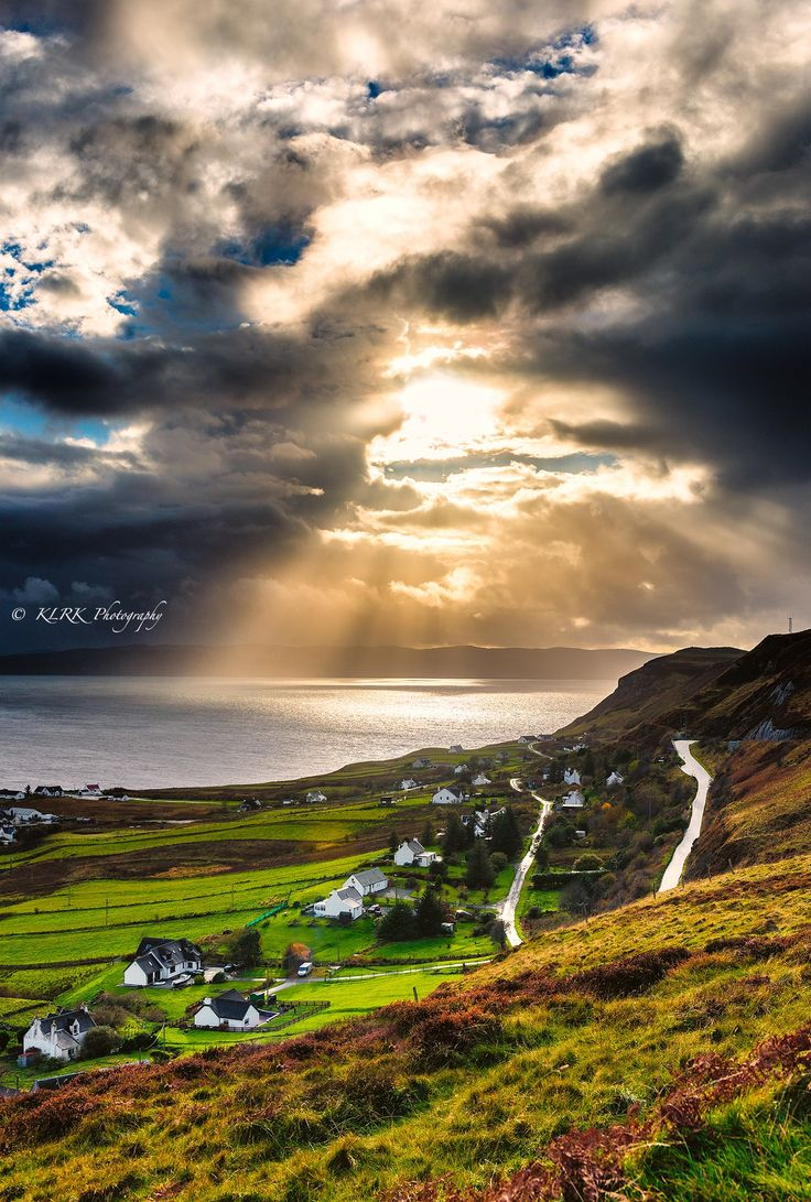 Drama above Uig by Kevin Ainslie on 500px