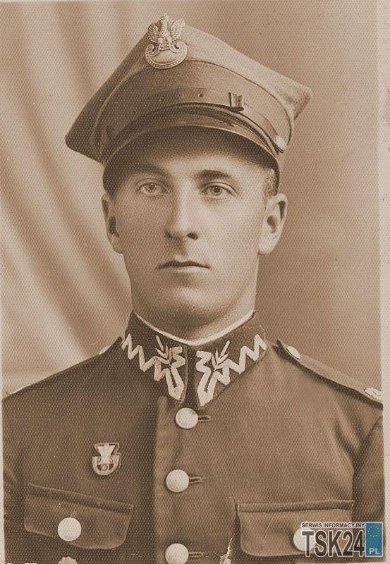 Józef Głowacki, żołnierz 84.Pułku Strzelców Poleskich