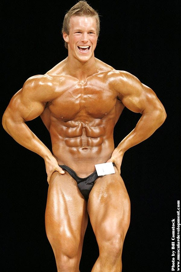 Aesthetic MuscleS - Bodybuilding at its Best: Massively