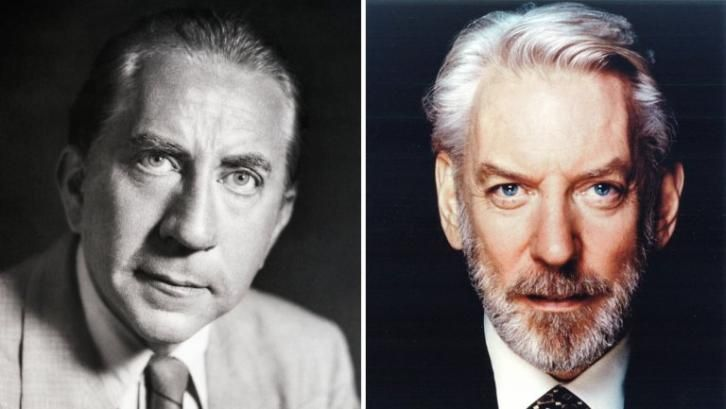 Trust - Donald Sutherland to Star as J. Paul Getty in FX Anthology Series