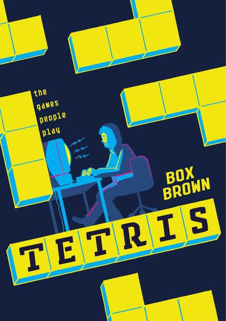 Peek Inside the New Graphic Novel That Tells The Origin Story OfTetris