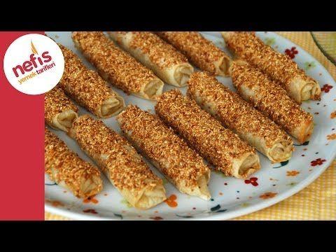 Patatesli Simit Börek - Nefis Yemek Tarifleri