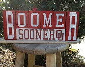 Google Image Result for http://img3.etsystatic.com/006/0/6773464/il_170x135.372040139_6o4l.jpg: Woodworking Ideas, 2550, Sooners Wood, Wood Blocks, Sooners Baby, Ou Sooners, Ou Boomer, Boomer Sooners Boomer Soon