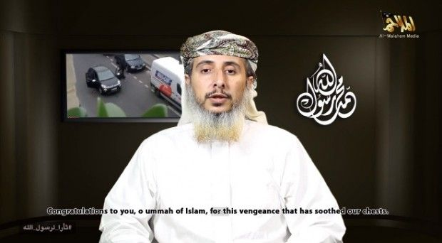 Yemen's Top Al Qaeda Leader Claims Responsibility For Charlie Hebdo Attack ~ Story by the Associated Press; curated by Oliver Darcy. — CAIRO (AP) — A top leader of Yemen's al-Qaida branch has claimed responsibility for last week's attack on a Paris newspaper when two masked gunmen killed 12 people, including much of the weekly's editorial staff and two...