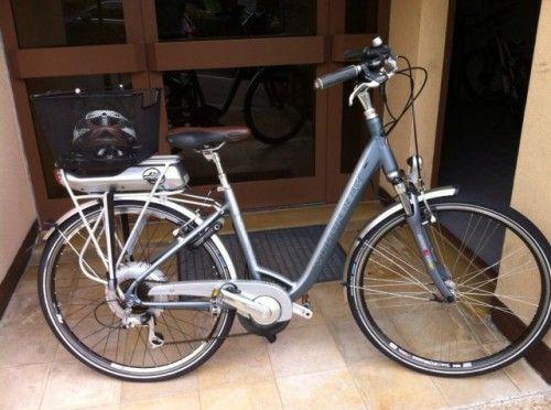 Vélo électrique Villiger 10513462