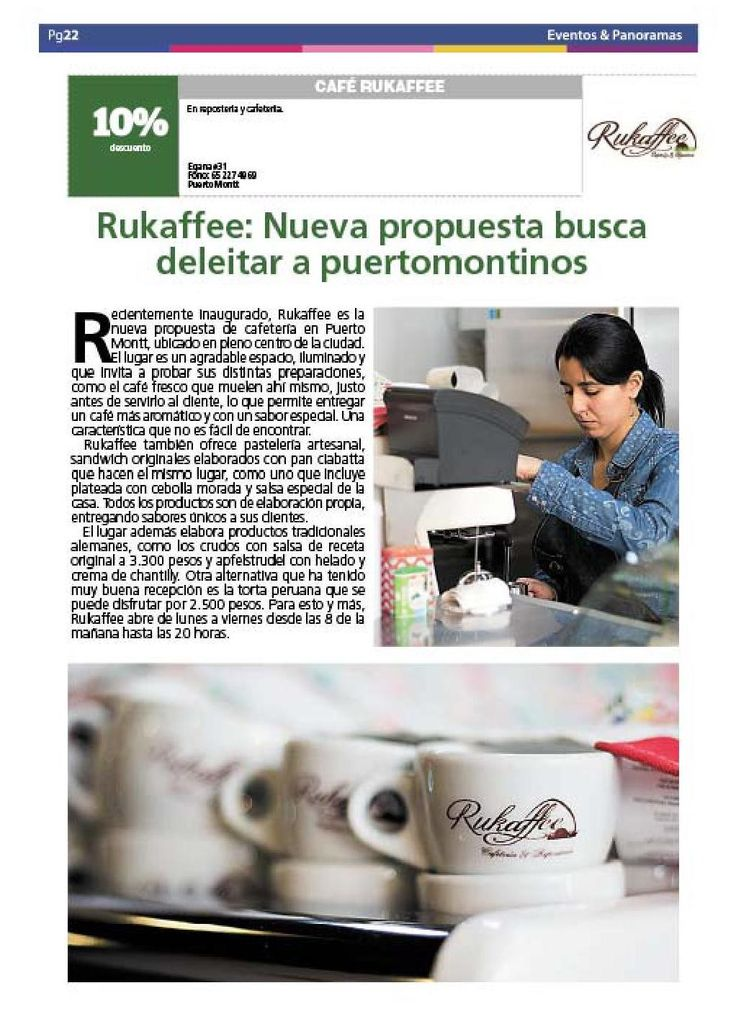 #ClippedOnIssuu from Revista Club Puerto Montt - Junio 2015