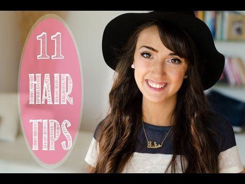 11 tips per capelli più lunghi e sani ♡