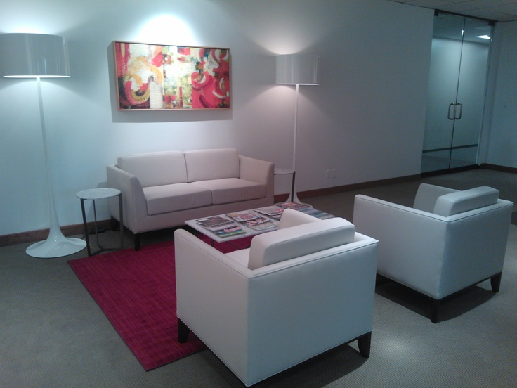 86 best images about office waiting room ideas on for Office design language