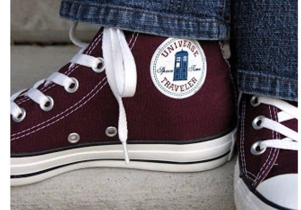 doctor who doctor who shoes converse