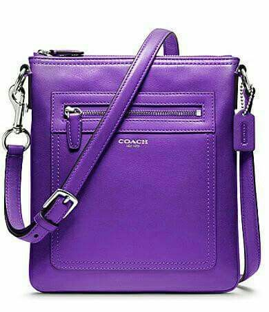 Purple Coach!