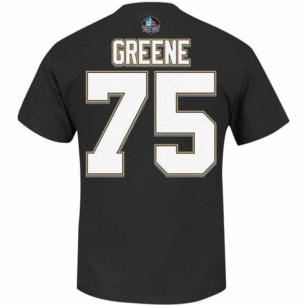 Picture of Pittsburgh Steelers Joe Greene Hall of Fame T-Shirt