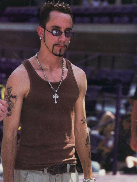 Aj Mclean 2004