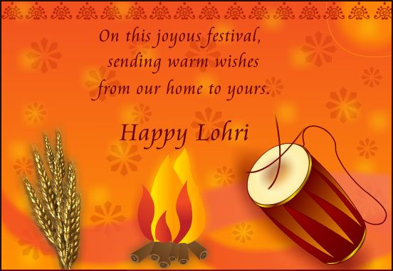 50 Happy Lohri Greetings Wallpaper Images for Facebook Whatsapp and Instagram