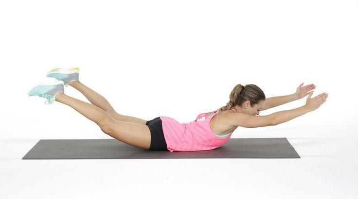 Better-Butt Challenge: A Lazy-Girl Workout You'll Love