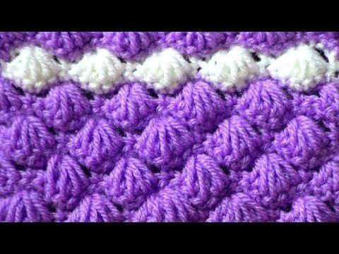 patrones de ganchillo | Букет голубых фиалок | Postila