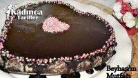 Bisküvili Aşk Pastası Tarifi