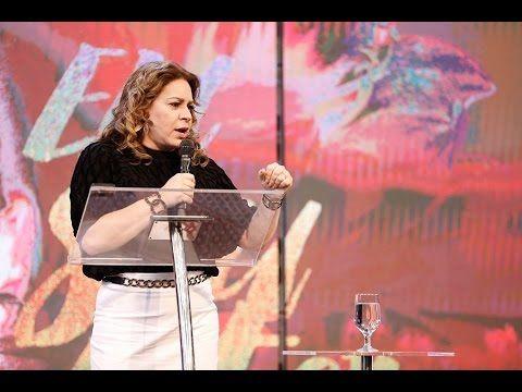 Muito Forte! Pra. Helena Tannure - Congresso Mulheres Diante do Trono 2016 (Pregação Completa) - YouTube