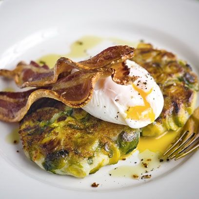 Gordon Ramsay's bubble and squeak cakes - Red Online