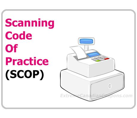 how to use the Canadian scanning code of practice SCOP