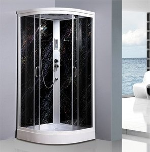 Superior Spas New 2013 Shower Cubicle Enclosure Bath Cabin Foot Massager Radionon Steam: Amazon.co.uk: Kitchen & Home