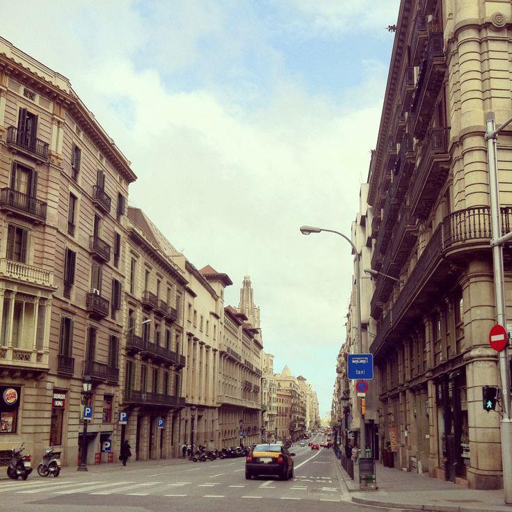 Calle Barcelona