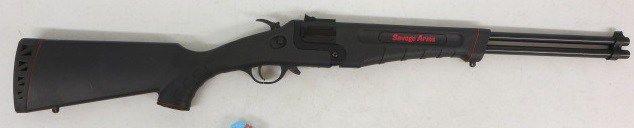 Used Savage 42 .22LR / .410 ga $385 - http://www.gungrove.com/used-savage-42-22lr-410-ga-385/