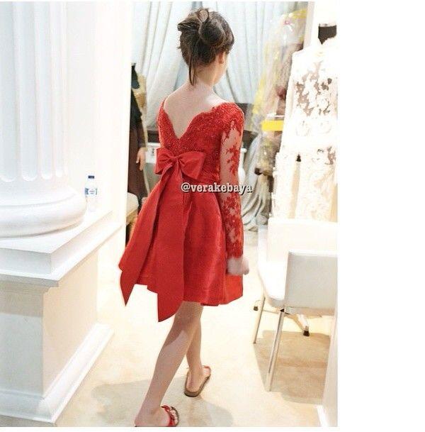 Kebaya + dress = beautiful