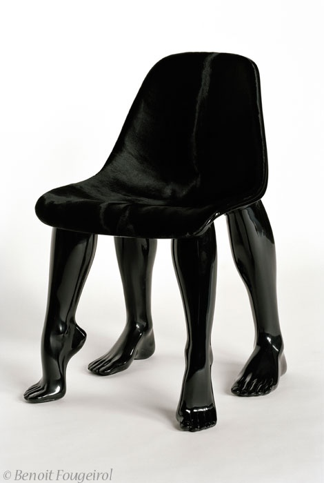 4 legged chair - in my dream entertainment room