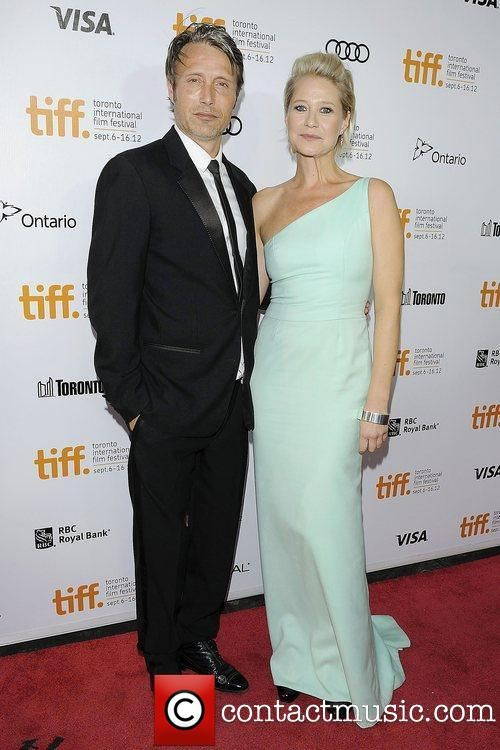 Mads and Trine Dyrholm, 2012 ...I heart the Danes!