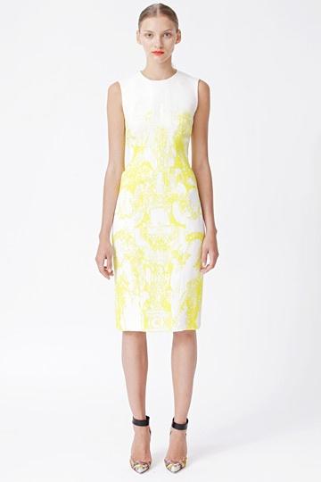 Monique Lhuillier Resort 2013 Womenswear