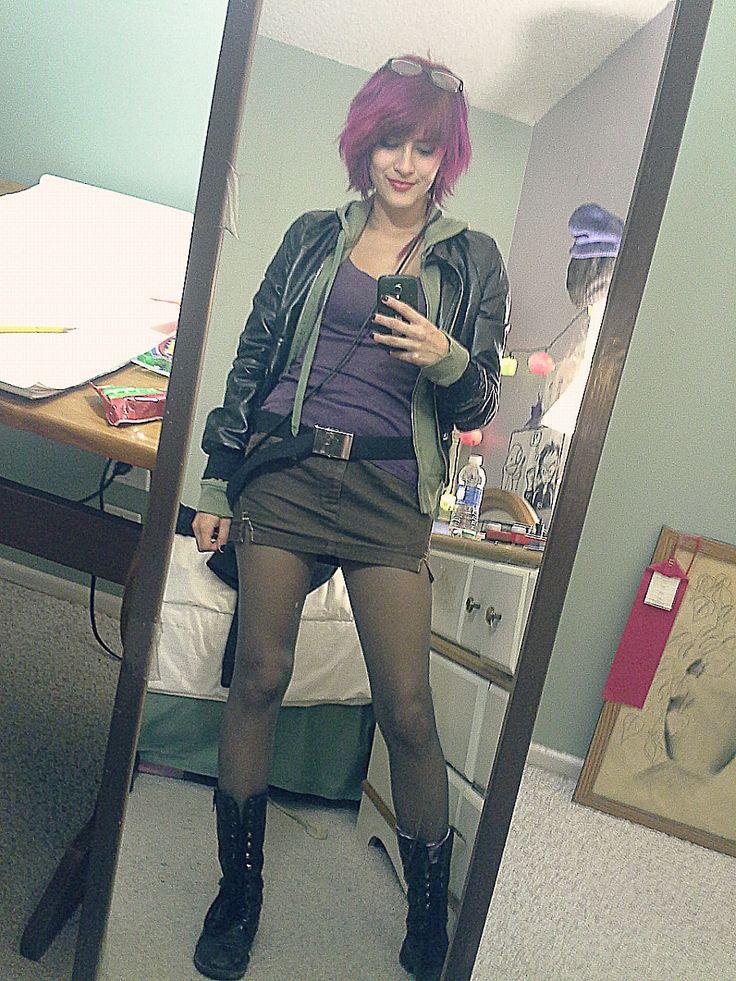 Ramona Flowers cosplay | Tumblr
