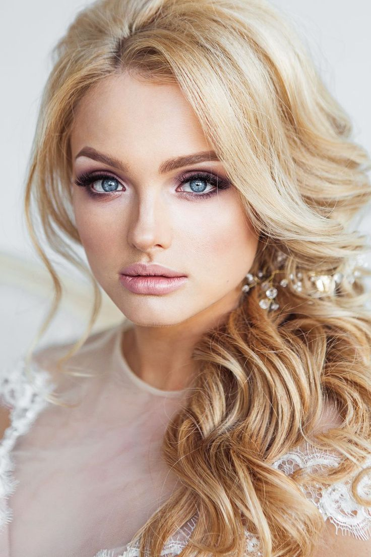 60 best images about Bridal Makeup on Pinterest   Natural wedding ...