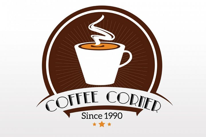 Cafe Delight Coffee Logo With Images Coffee Logo