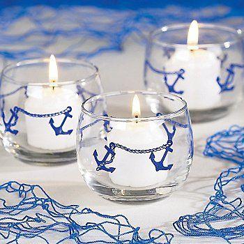 Nautical Decor Anchors | Source: http://www.creative-theme-wedding-ideas.com/nautical-theme ...