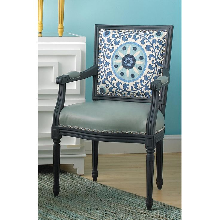 Suzani  Arm Chair 3 colors!