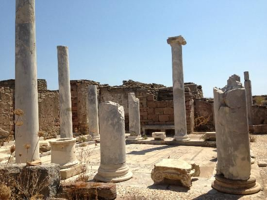 Photos of Archaeological site of Delos