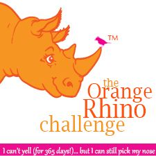 10 Things I Learned When I Stopped Yelling At My Kids | The Orange Rhino Challenge