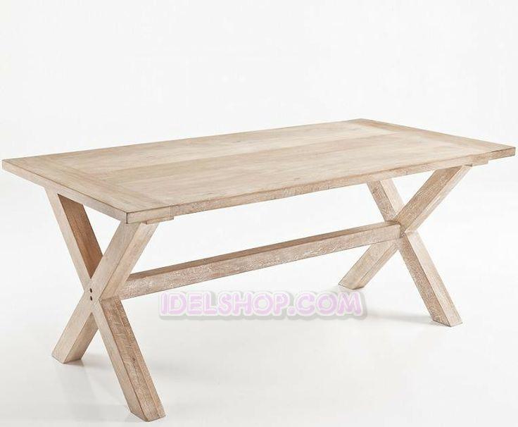 Tavolo legno esterno giardino