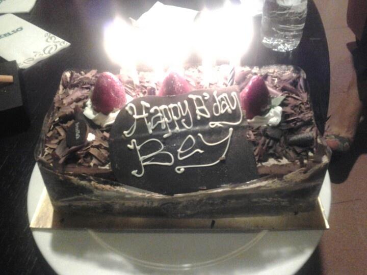 My 2nd bday cake...