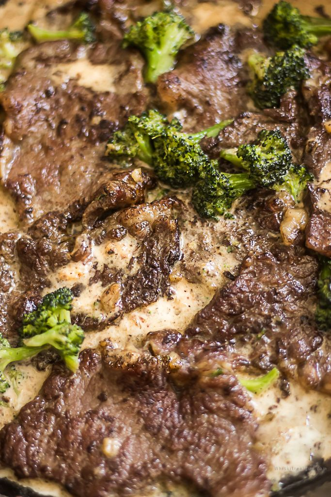 Broccoli and Beef