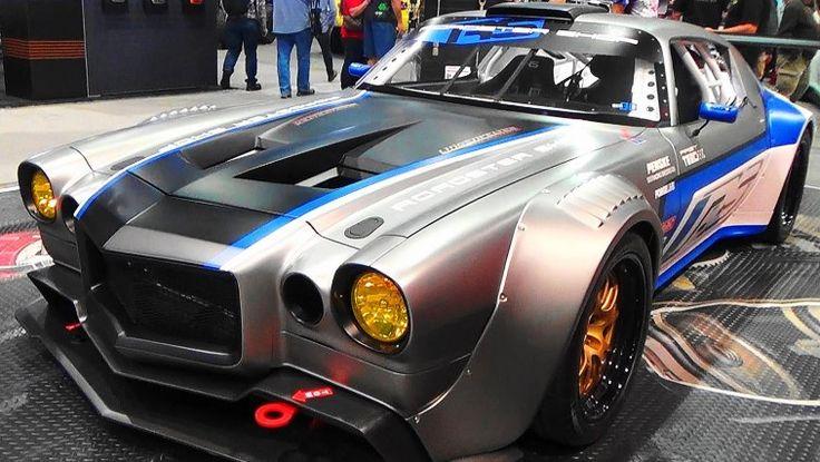 "ULTIMATE CARS & BIKES: 1970 Camaro ""Rampage"" Roadster Shop SEMA 2015"